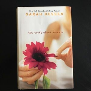 💕3/$25 Truth About Forever hardcover Sarah Dessen